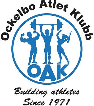 Logotyp Ockelbo Atlet Klubb