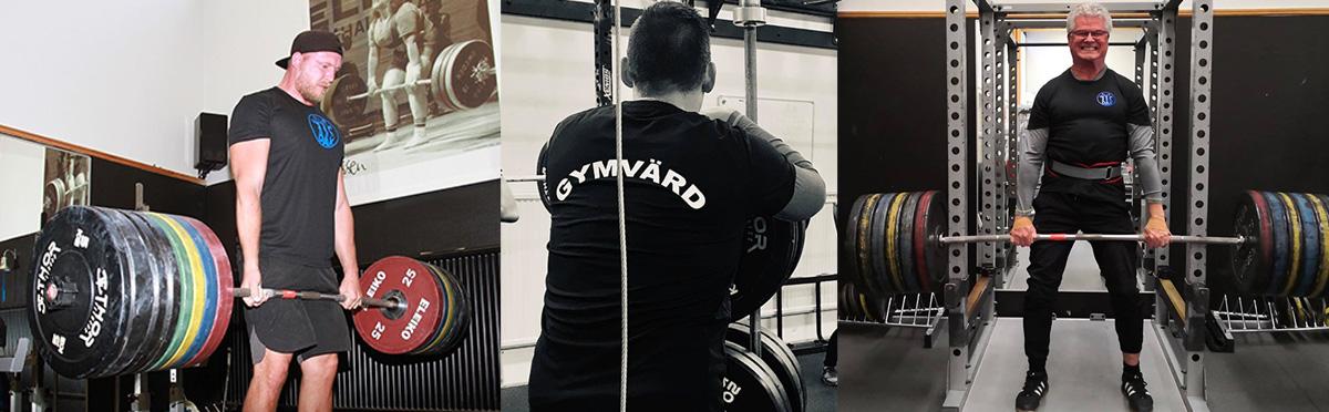 Ockelbo Atlet Klubb - Bilder från gymmet